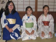 2008 Tora Class-Kimono Lesson